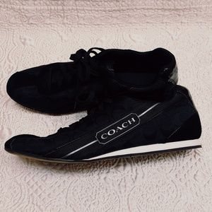 COACH  SNEAKERS.GOOD CONDITION